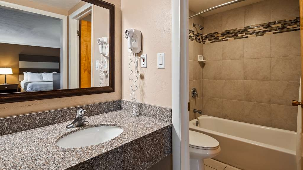 Best Western Butch Cassidy Inn - We take pride in making everything spotless for your arrival.