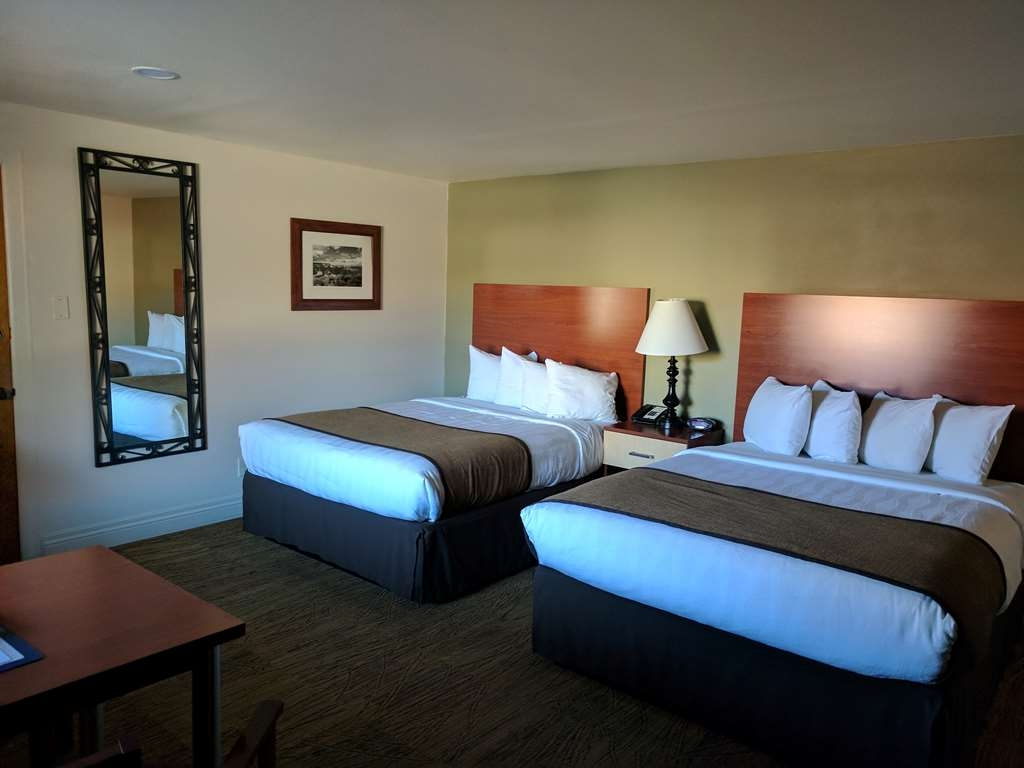 Best Western Red Hills - Double Queen Room