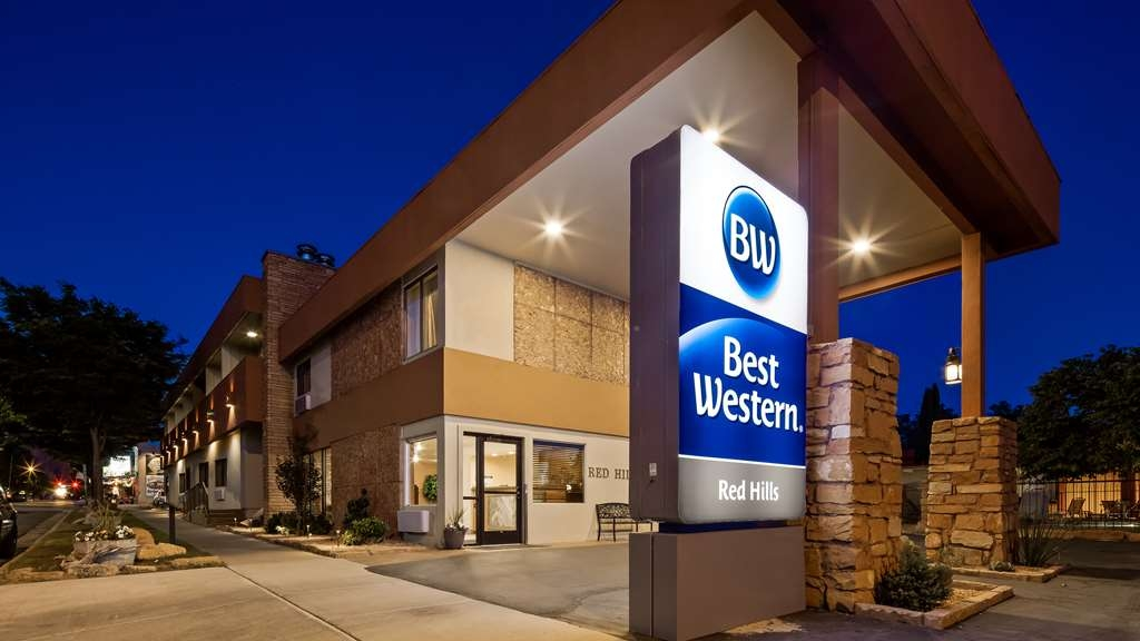 Best Western Red Hills - Vista Exterior