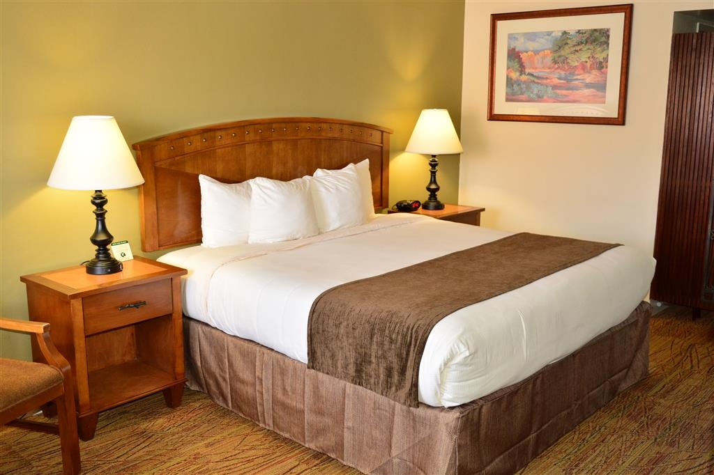 Best Western Red Hills - Guest Room