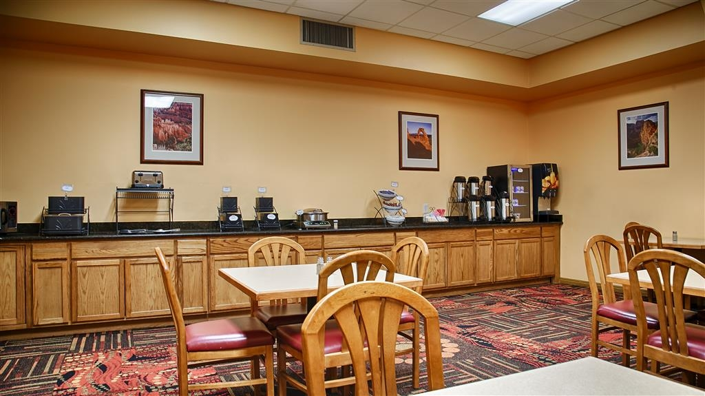 Best Western Red Hills - Restaurants