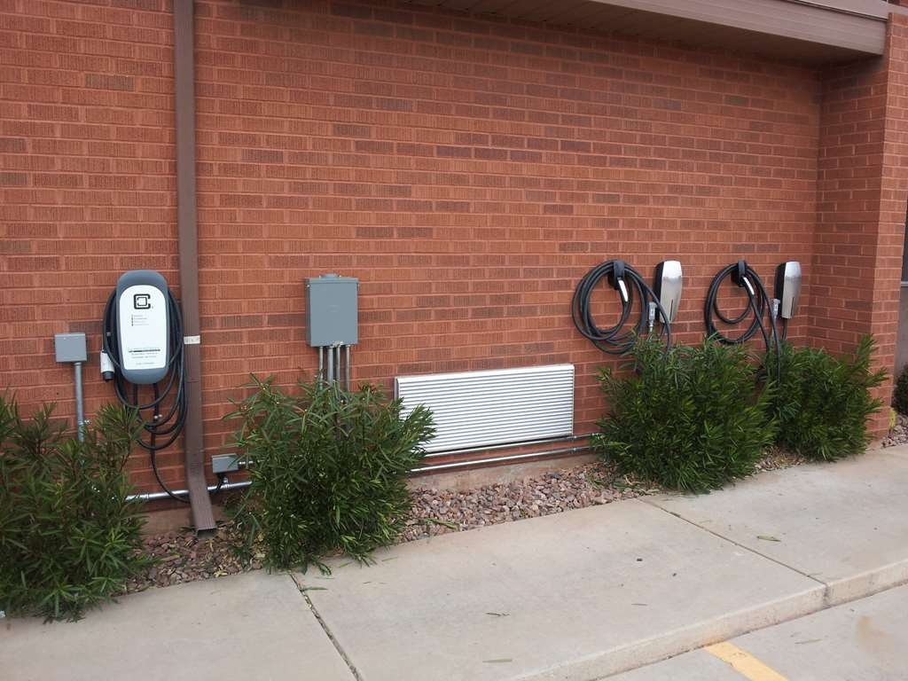 Best Western Coral Hills - Car Charging Station available onsite for your electric vehicles