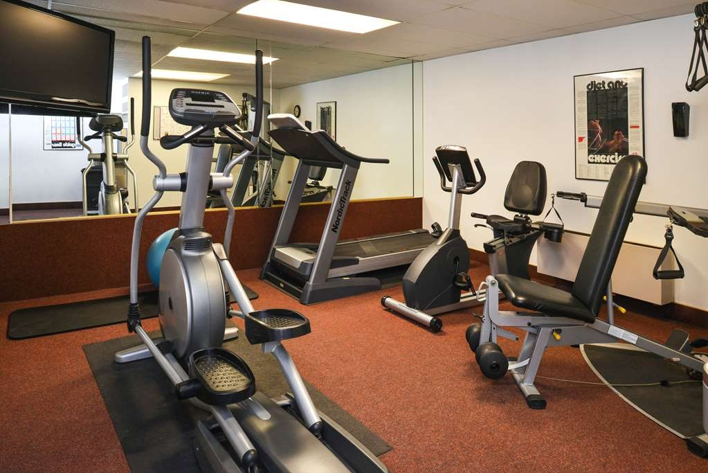 Best Western Coral Hills - Fitness Center is available for those guests wanted to get their workout in while they travel.