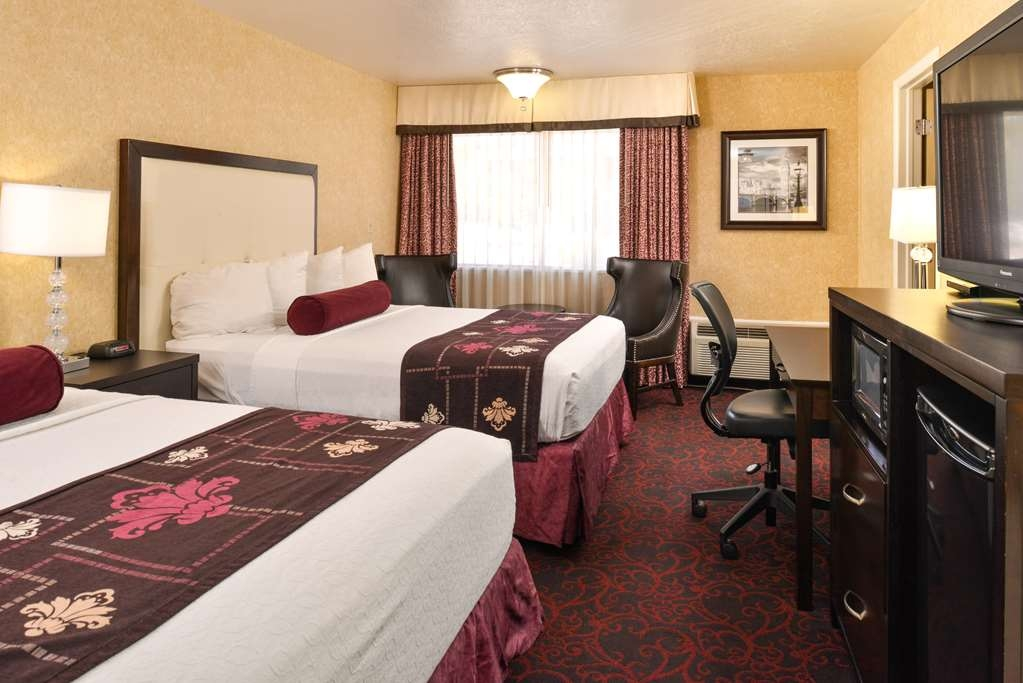Best Western Coral Hills - Comfortable rooms available with two queen beds