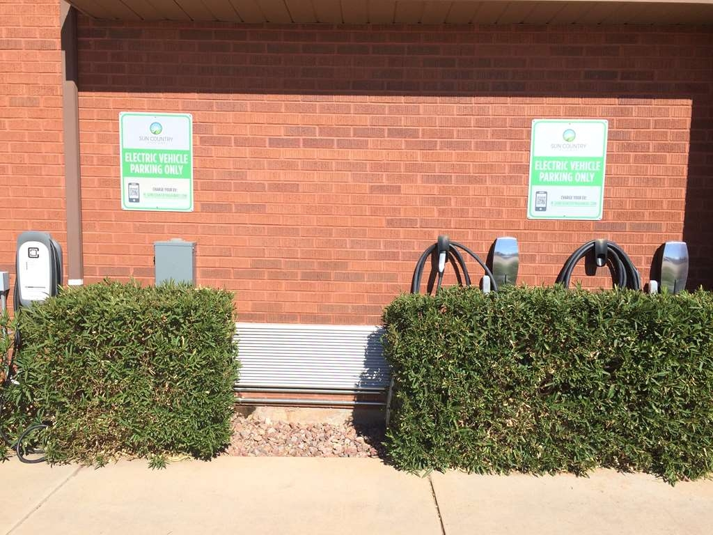 Best Western Coral Hills - Electric Vehicle Charging Stations available for most models