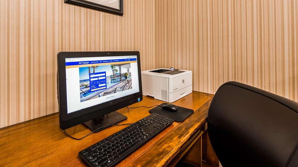 Best Western Coral Hills - centro de negocios-característica