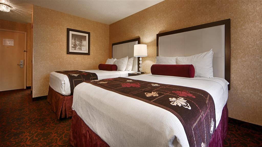 Best Western Coral Hills - Book one of our spacious two queen rooms today!