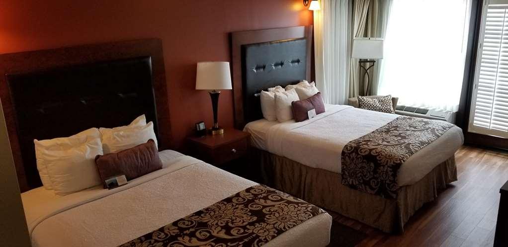 Best Western Plus Greenwell Inn - habitación de huéspedes-amenidad
