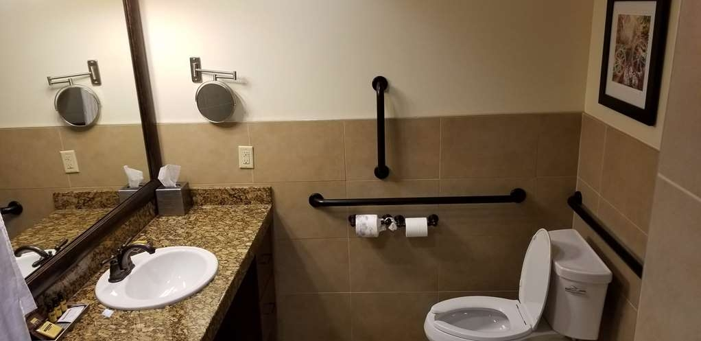 Best Western Plus Greenwell Inn - Habitaciones/Alojamientos