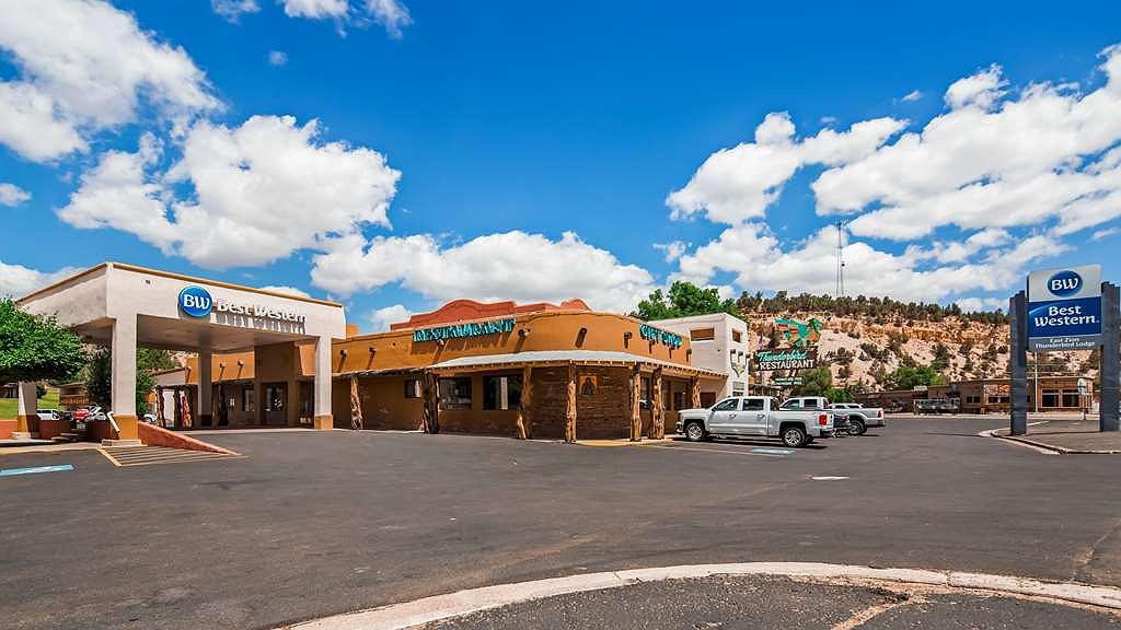 Best Western East Zion Thunderbird Lodge - Area esterna