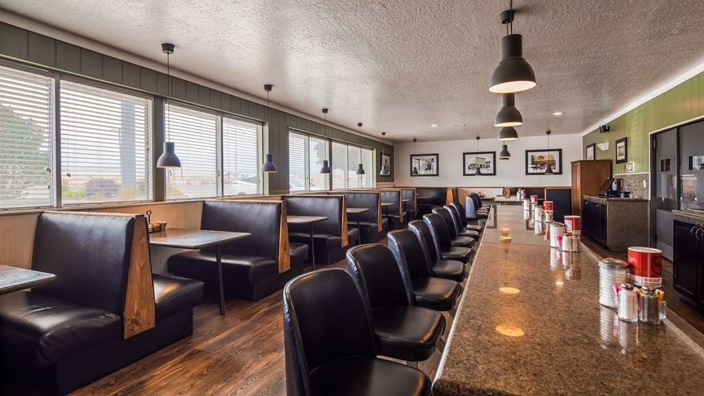 Best Western Paradise Inn & Resort - Restaurant / Gastronomie