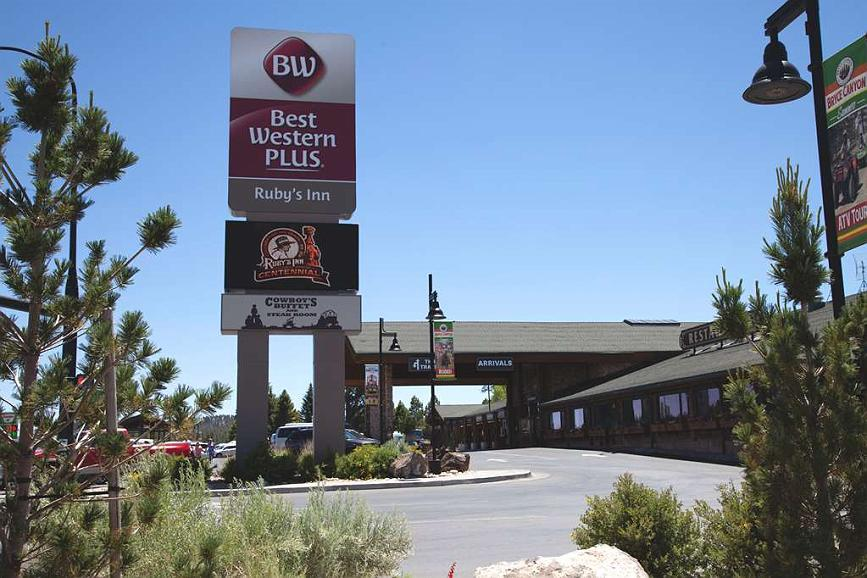 Best Western Plus Ruby's Inn - Area esterna