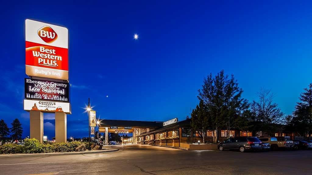 Best Western Plus Ruby's Inn - Vue extérieure
