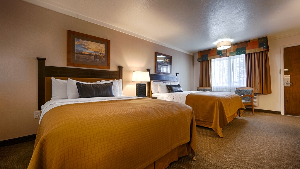 Best Western Plus Ruby's Inn - Chambres / Logements