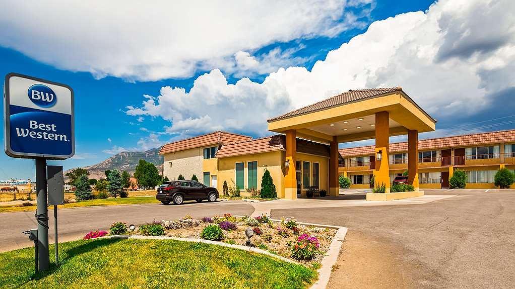 Best Western Paradise Inn of Nephi - Façade
