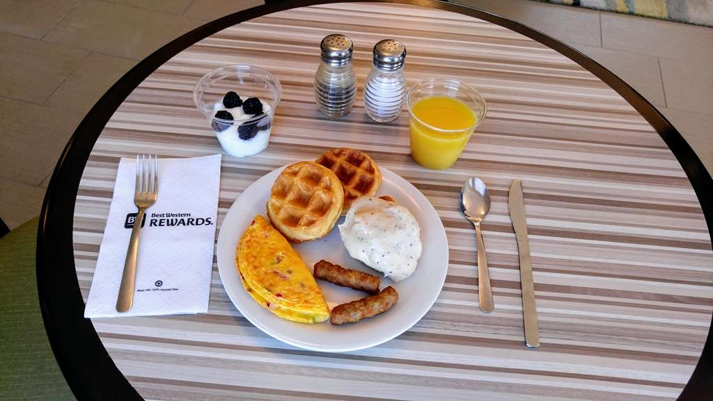 Best Western Paradise Inn of Nephi - Restaurant / Gastronomie