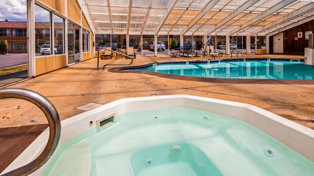 Best Western Paradise Inn of Nephi - Piscina