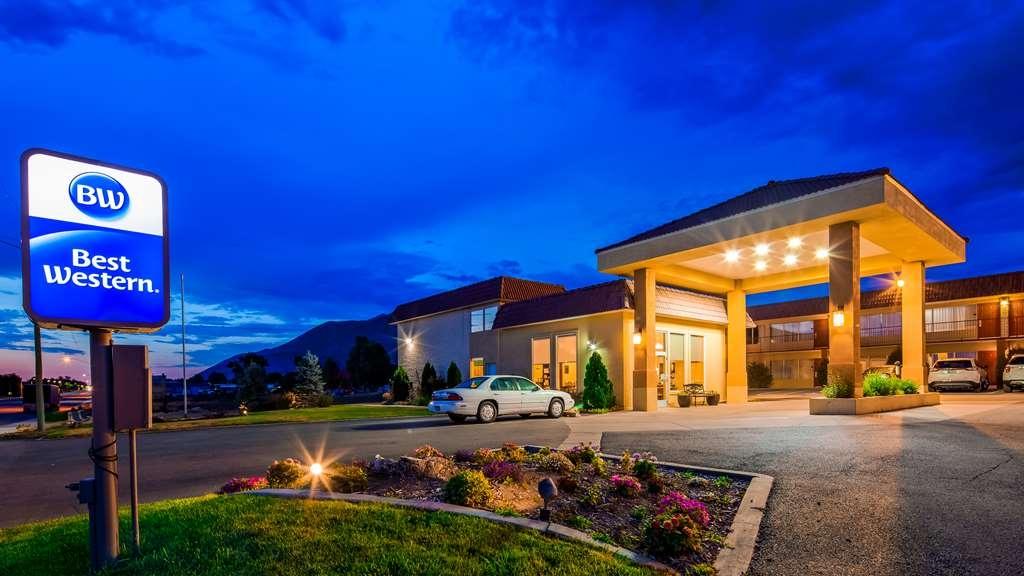 Best Western Paradise Inn of Nephi - Vista Exterior
