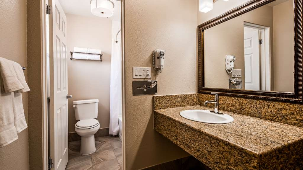 Best Western Paradise Inn of Nephi - Habitaciones/Alojamientos