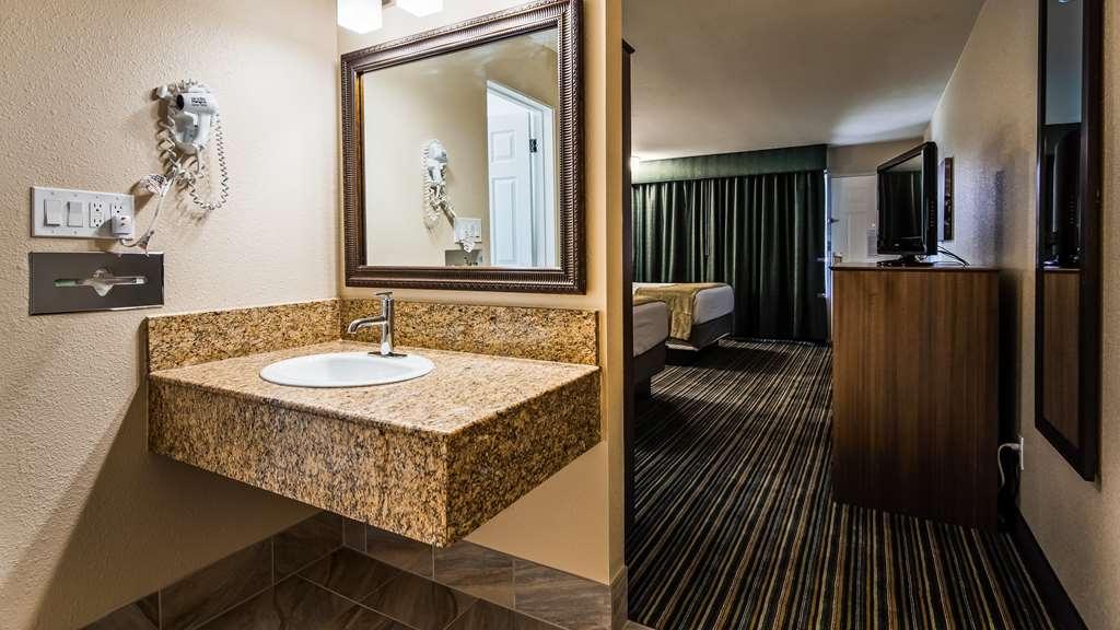 Best Western Paradise Inn of Nephi - Badezimmer