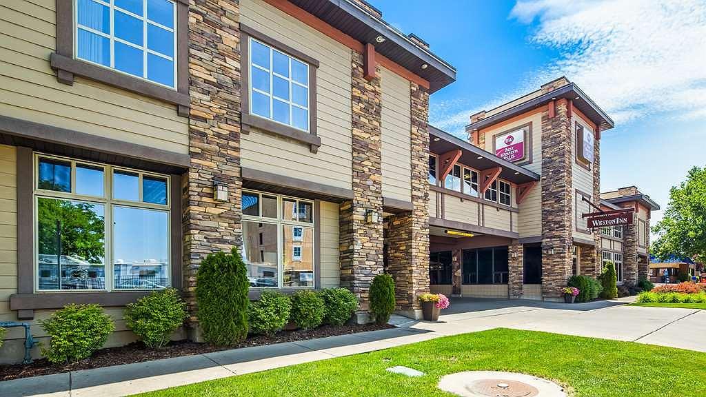 Best Western Plus Weston Inn - Vista exterior