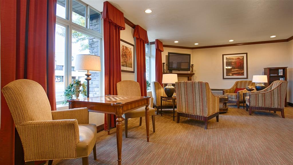 Best Western Plus Weston Inn - Hall