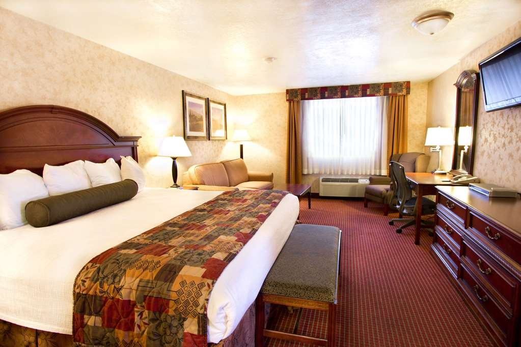 Best Western Plus Weston Inn - Camere / sistemazione
