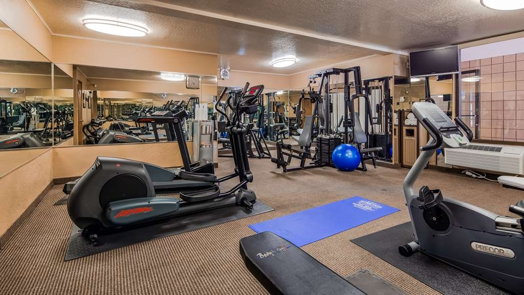 Best Western Plus Weston Inn - Keep up with your fitness routine when you visit us!