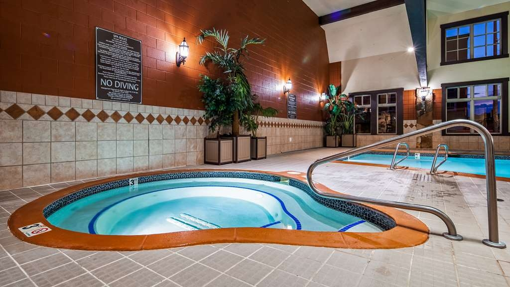 Best Western Plus Weston Inn - Piscina