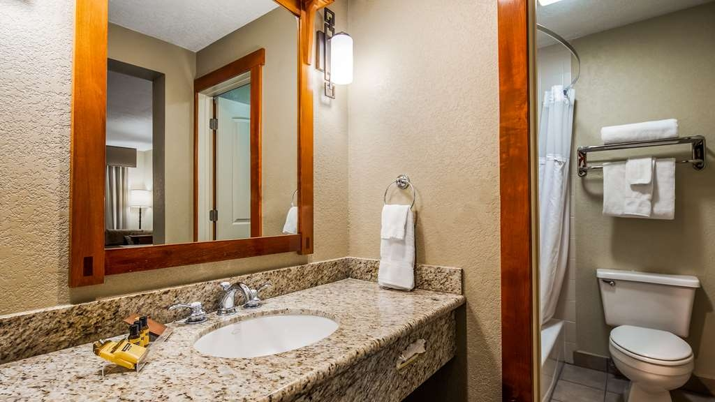 Best Western Plus High Country Inn - Salle de bain