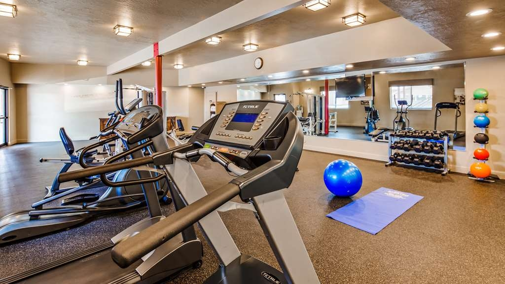 Best Western Plus High Country Inn - Club de remise en forme
