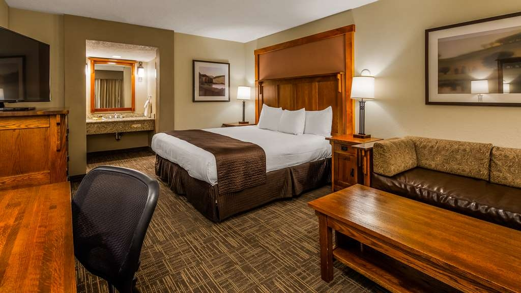 Best Western Plus High Country Inn - Chambres / Logements