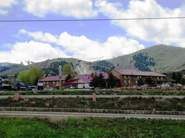 Best Western Plus Landmark Inn - Vue de l'extérieur