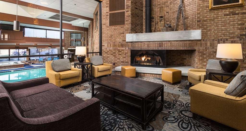 Best Western Plus Landmark Inn - Vue du lobby