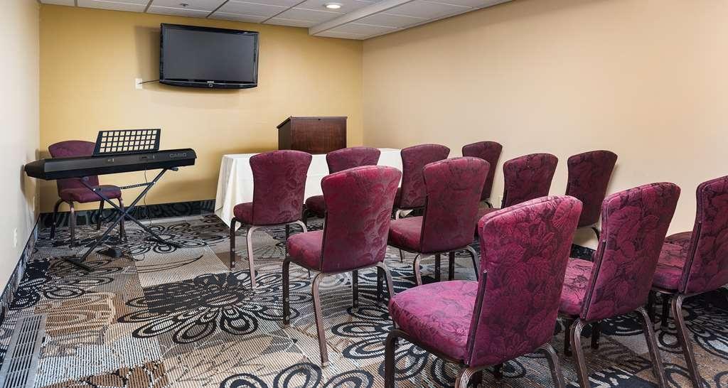 Best Western Plus Landmark Inn - Salle de réunion