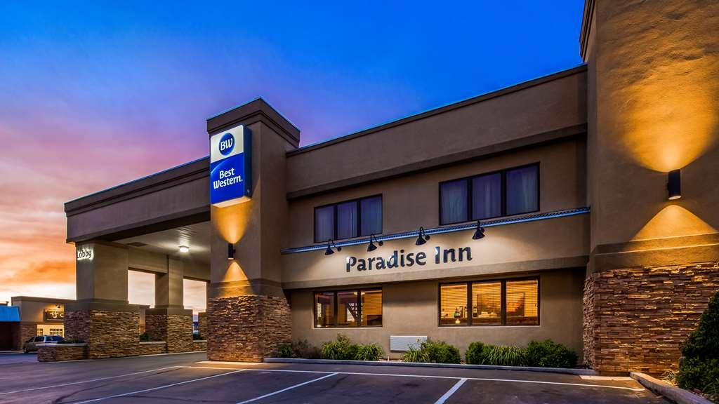 Best Western Paradise Inn - Vista Exterior