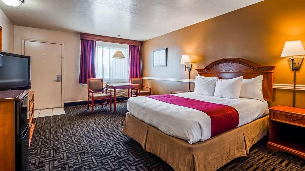 Best Western Paradise Inn - Nuestra habitación ofrece el espacio de alojamiento idóneo para estancias prolongadas o escapadas de fin de semana.