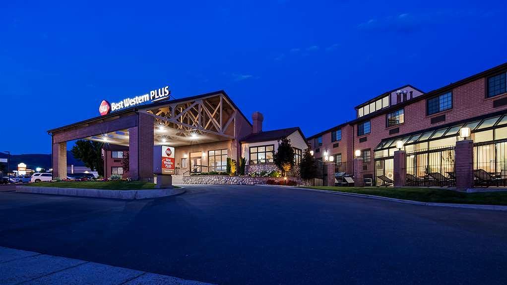 Best Western Plus CottonTree Inn - Vista exterior