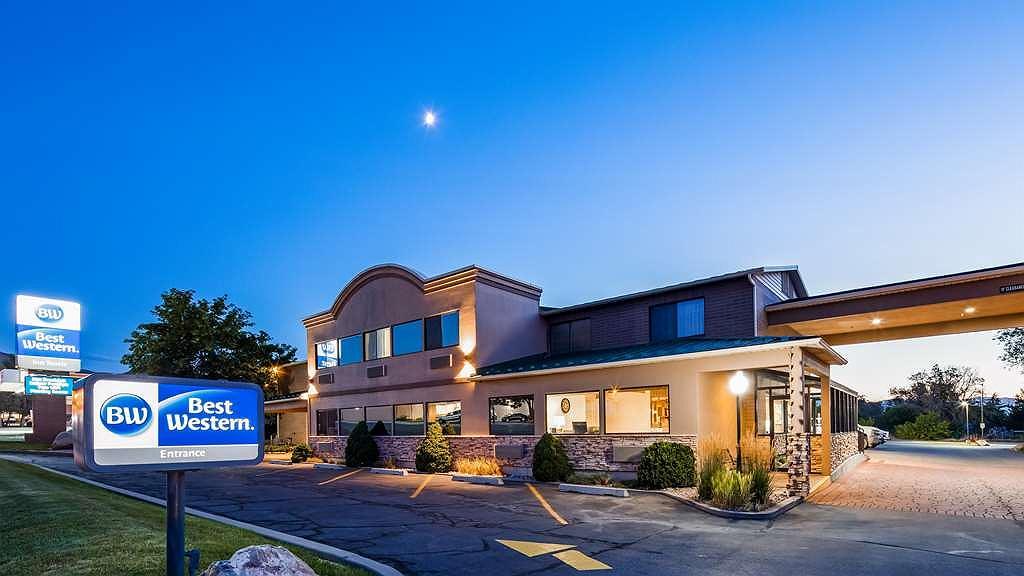 Best Western Inn Tooele - Aussenansicht