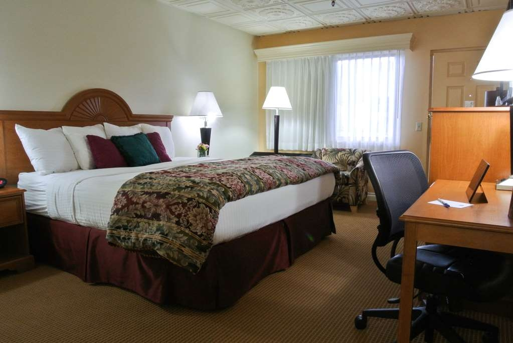 Best Western Inn Tooele - Wake up refreshed in this king guest room.