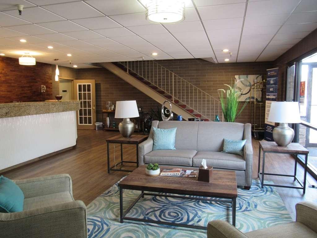Best Western Inn Tooele - Vista del vestíbulo