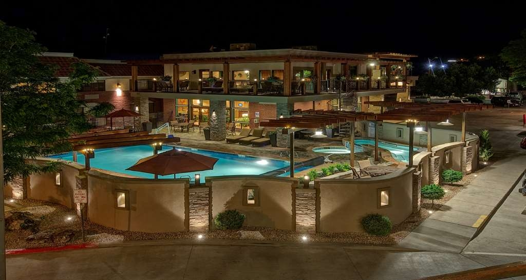 Best Western Plus Canyonlands Inn - Our outdoor pool is the perfect place to rejuvenate after a day of exploring Arches and/or Canyonlands National Parks!