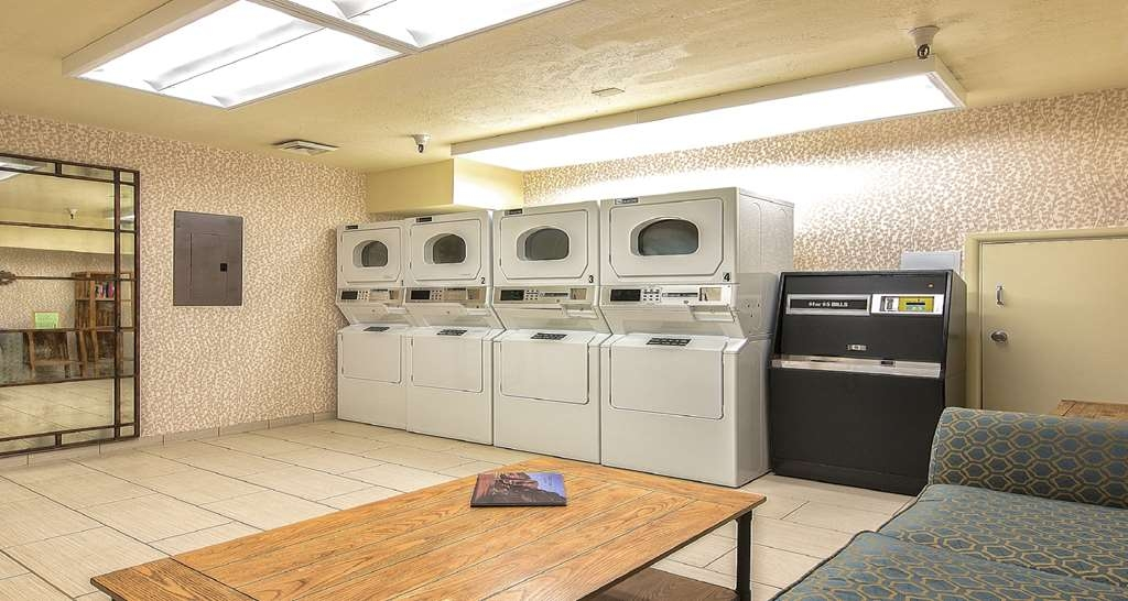 Best Western Plus Canyonlands Inn - 24 Hour Guest Laundry with everything you need.