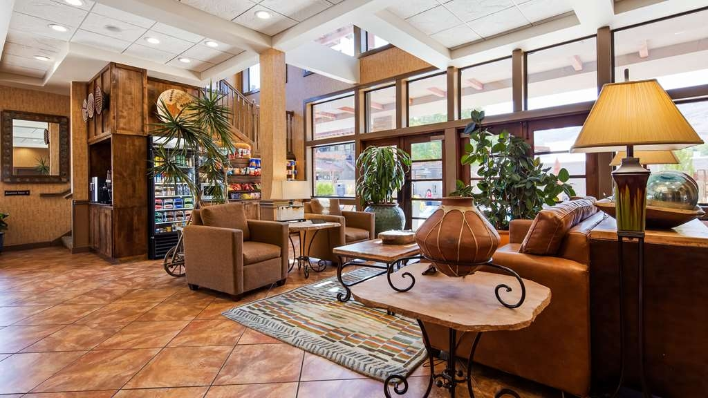 Best Western Plus Canyonlands Inn - The moment you step into our spacious lobby, you'll feel like part of our family. Stay with people who care.