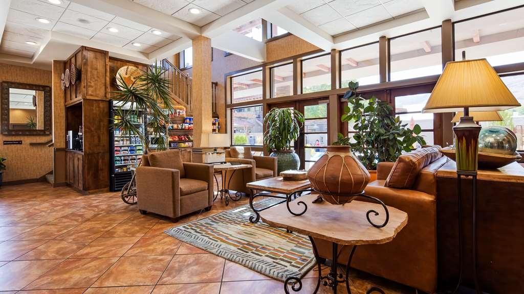 Best Western Plus Canyonlands Inn - Vue du lobby