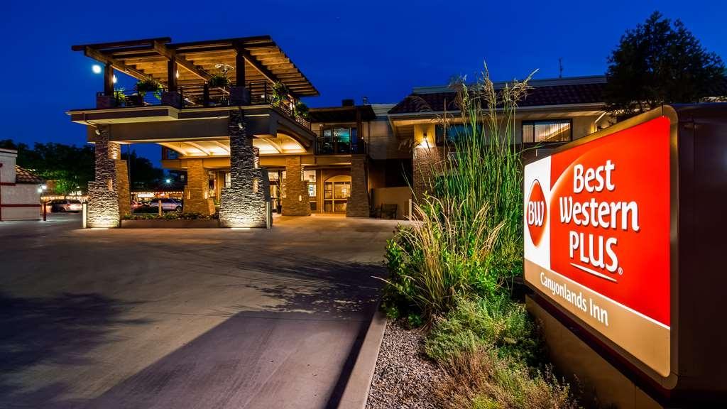 Best Western Plus Canyonlands Inn - Außenansicht