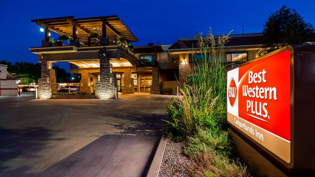 Best Western Plus Canyonlands Inn - Façade
