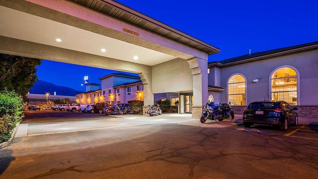 Best Western Timpanogos Inn - Area esterna