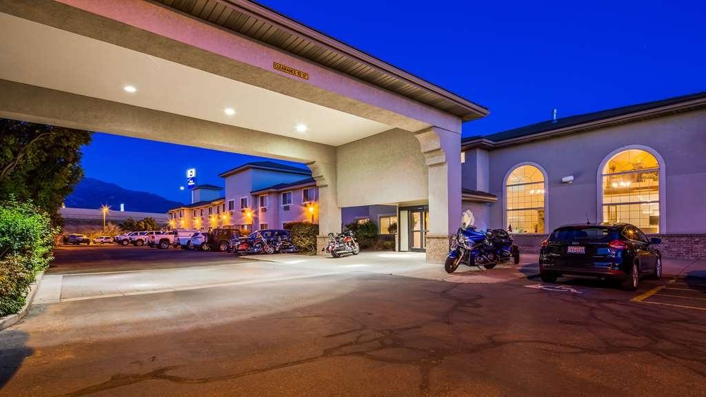 Best Western Timpanogos Inn - Exterior view