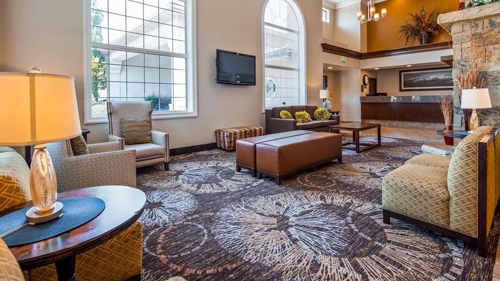 Best Western Timpanogos Inn - Lobby view